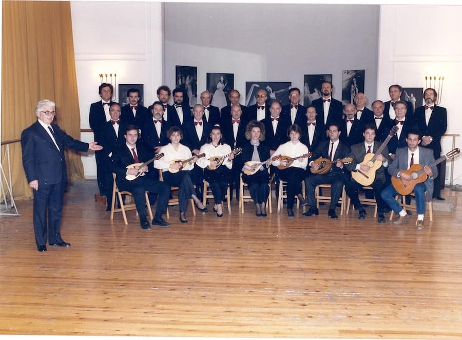Fotis Aleporos Mandolin Orchestra