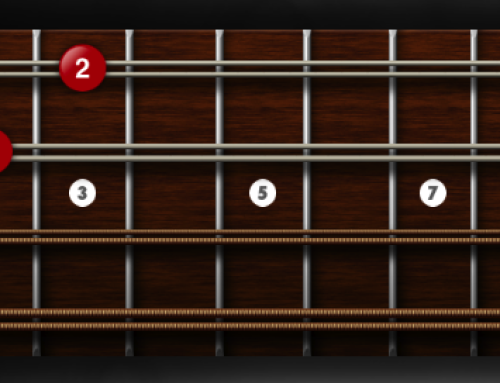 How to play G Major chords with a mandolin