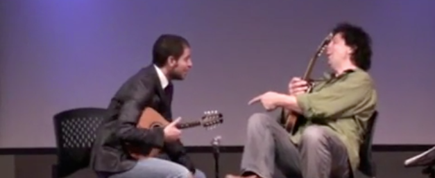 Mike Marshal and Danilo Brito performing Desvairada by Garoto