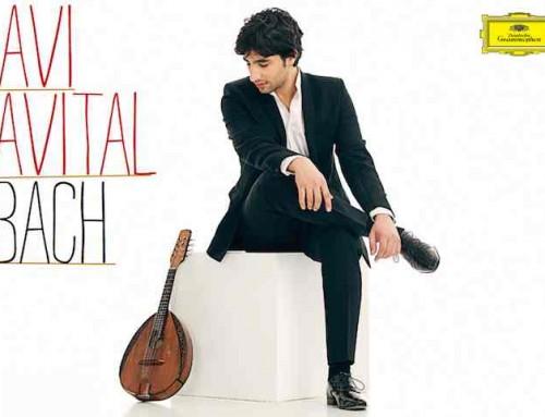 Avi Avital's Bach Release
