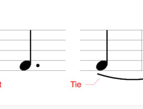 Mandolin Theory – Dots and Ties