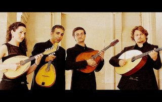 kerman mandolin quartet