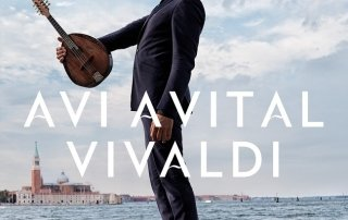 Avi Avital Releases Vivaldi