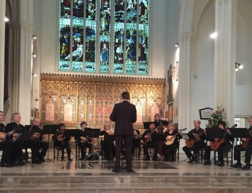 London Mandolin Ensemble, UK