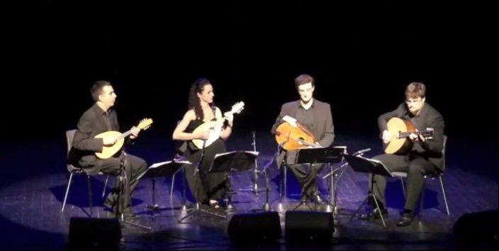 Asturias - Isaac Albeniz- Kerman Mandolin Quartet