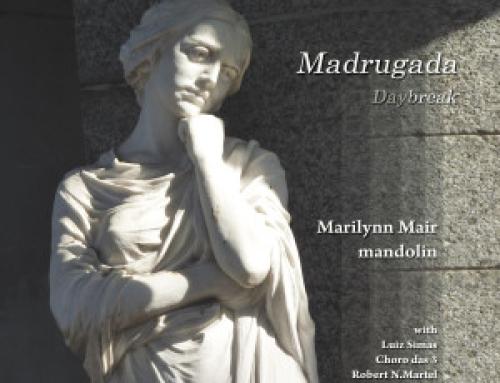 "Marilynn Mair releases new CD,  ""Madrugada"""