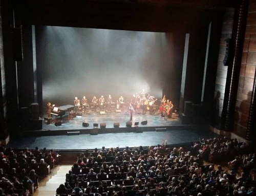 MandolinARTE sold-out concerts in the biggest concert hall in Greece