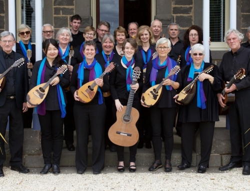 Melbourne Mandolin Orchestra, AUSTRALIA – DB41