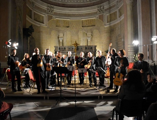 L 'Accademia Mandolinistica Napoletana, ITALY – DB40