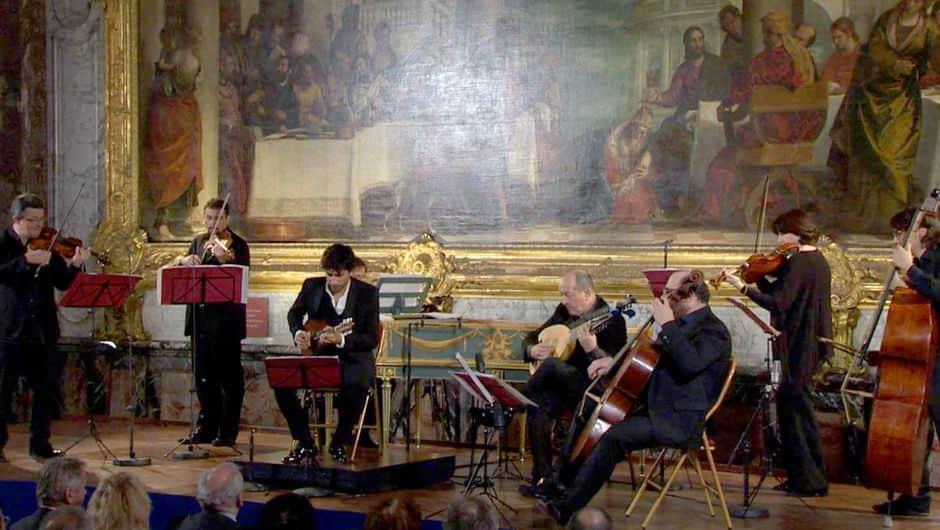 Avi Avital concert ARTE.TV