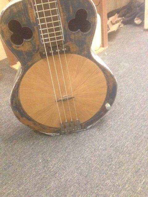 Richard Morgan Bass Guitar