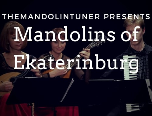 Barcarola, J. Offenbach by Ekaterinburg Mandolin Ensemble – TV141