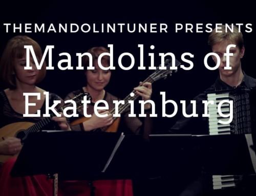 Barcarola, J. Offenbach by Ekaterinburg Mandolin Ensemble – TV141